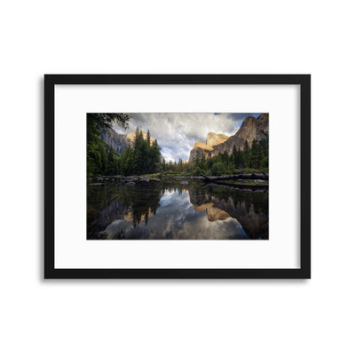 Time by Juan Pablo Framed Print - Ustad Home