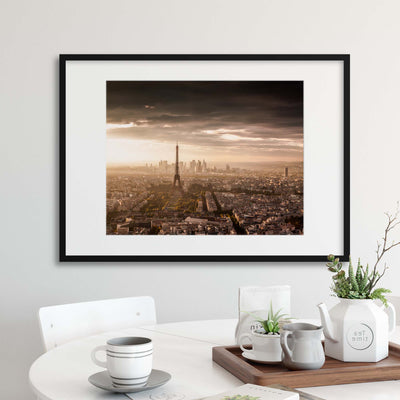 Paris Magnificence by Jaco Marx Framed Print - Ustad Home