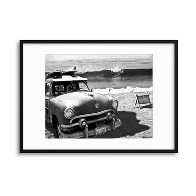 Old Guys Rule by Larry Butterworth Framed Print - Ustad Home