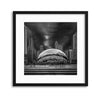 Cloud Gate by Shelley Quarless Framed Print - Ustad Home