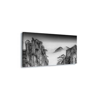 Huangshan by Chenzhe Canvas Print - Ustad Home