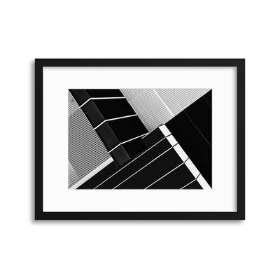 Fragile Symmetry by Paulo Abrantes Framed Print - Ustad Home