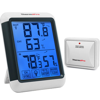 TP65A Thermometer Hygrometer