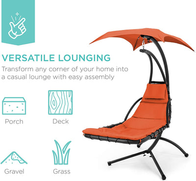 Steel Chaise Lounge Chair - Ustad Home