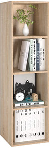 Wooden Bookshelf - Ustad Home
