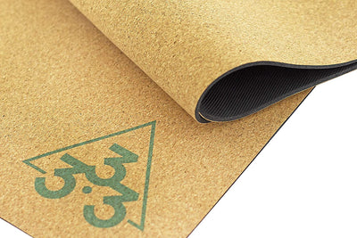 Luxury Cork Yoga Mat -72 x 26 - Ustad Home