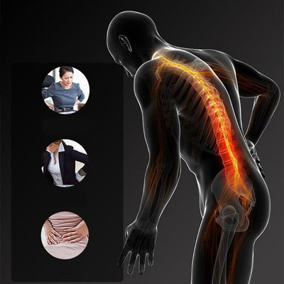Backbone Stretcher Back Massage Magic Stretcher Fitness Equipment Stretch Fitness Equipment Relax Lumbar Support Pain Relief - Ustad Home
