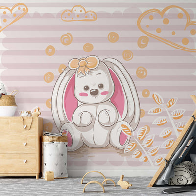 The Cuddlies: Rebecca Wallpaper - Ustad Home