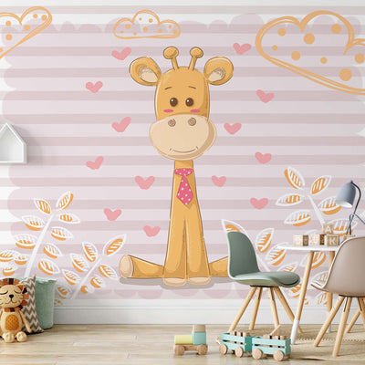 The Cuddlies: Jake and Kirsty Wallpaper - Ustad Home