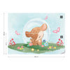 Sadie the Deer Princess II Wallpaper - Ustad Home