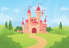 The Fairytale Castle of Palovia Wallpaper - Ustad Home