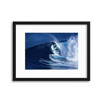 The Rider Framed Print - Ustad Home