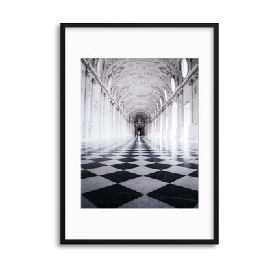 Classic Architecture, Torino Framed Print - Ustad Home