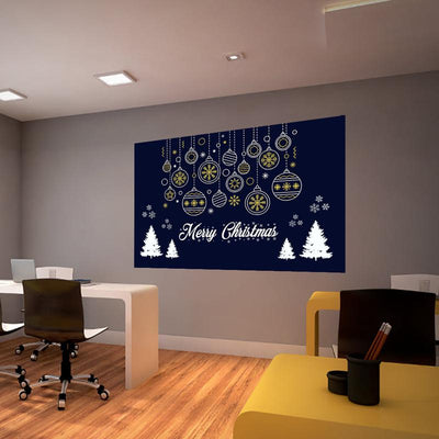 "Beautiful ""MERRY CHRISTMAS"" Canvas - Ustad Home"