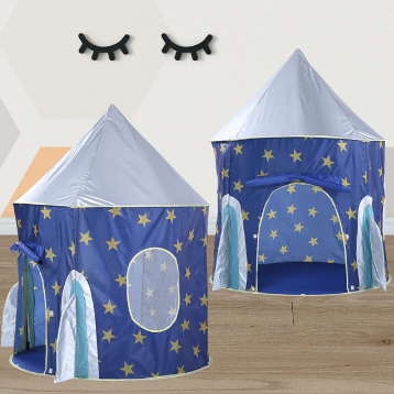 Princess/Prince Magical Play Tent Castle - Ustad Home