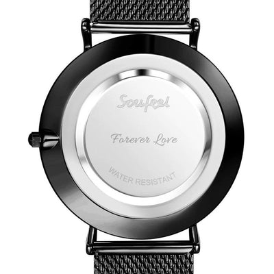 Women's Chic Alloy Photo Watch