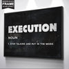 "Amazing ""Execution"" Canvas"