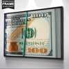 "Awesome ""Rubberband Racks"" Dollar Canvas - Ustad Home"
