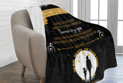 The Legend Mom Blanket