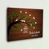 "Premium ""LOVE TREE"" Canvas - Ustad Home"