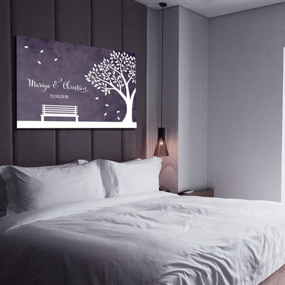 "Luxury ""COUPLE TREE"" Canvas"