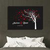 "Dazzling ""Beautiful Tree"" Canvas - Ustad Home"