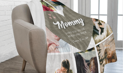 Mommy's Love Premium Blanket