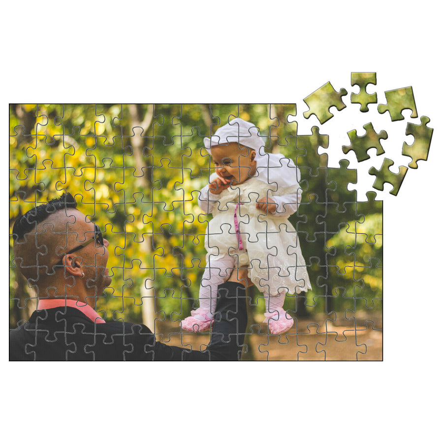 Personalised Photo Puzzle - Ustad Home