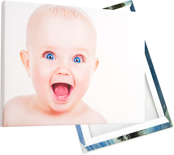 Premium Personalized Photo Canvas