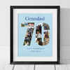 13 BIRTHDAY PERSONALISED PHOTO COLLAGE