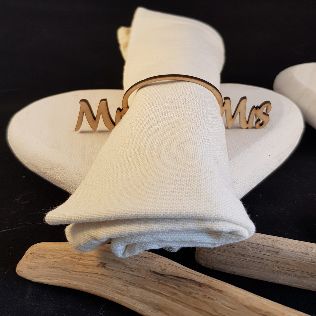 Personalised Napkin Ring