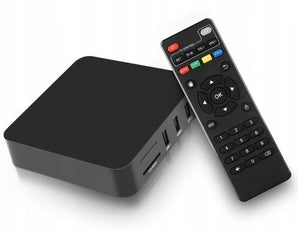 IPTV PL Smart WEB Box PRO (MIDI PACK - Standard pack + Keyboard)