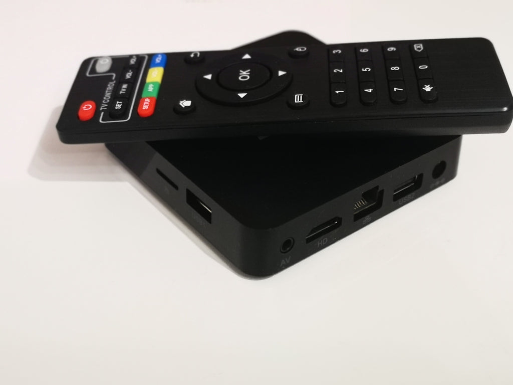 Travel TV Box