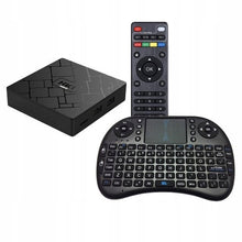 Laden Sie das Bild in den Galerie-Viewer, IPTV Smart WEB Box PRO S905W  4K Android 7 (MIDI PACK - Standard pack + Keyboard)