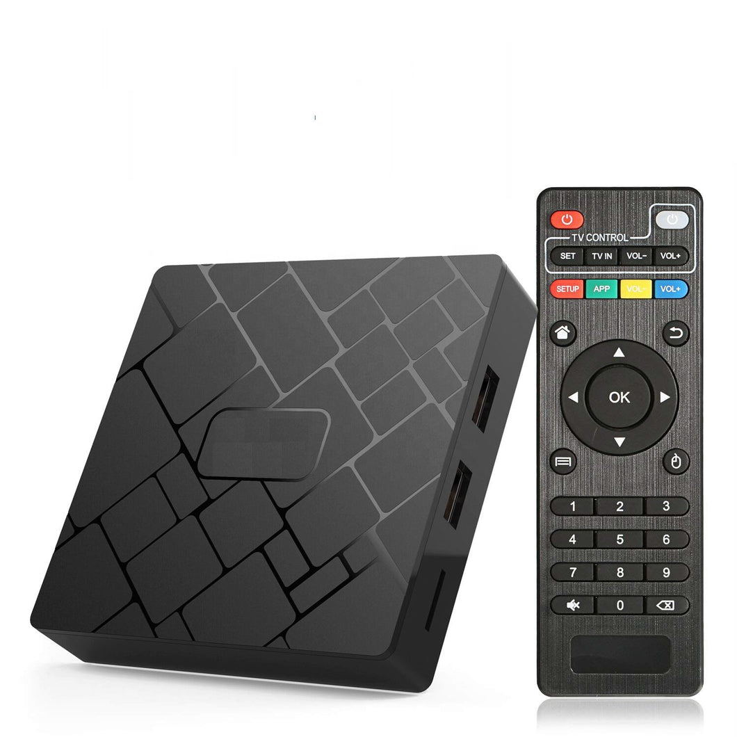 IP TV Smart WEB Box PRO S905W 4K Android 7 (Standard PL Pack ) 11