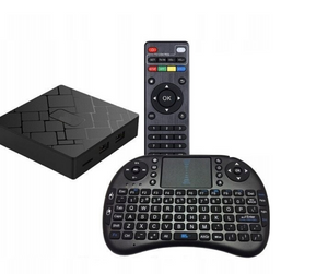 Tuner Smart Media Center - IPTV (STANDARD PACK + KEYBOARD)