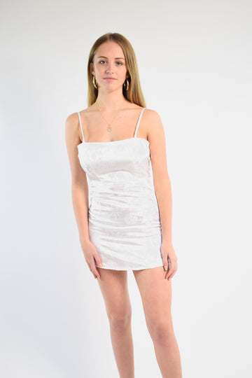 Katsia Mini Dress - White