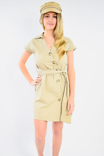 Josefine Shirt Dress