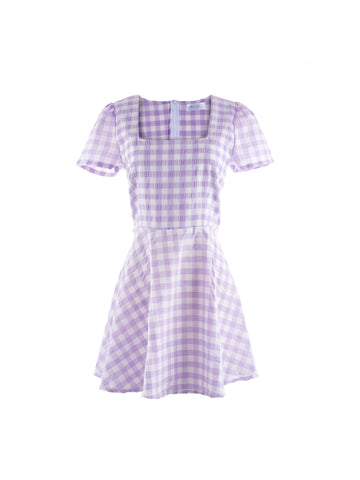 Jodie Dress - Lilac