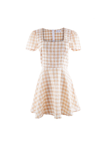 Jodie Dress - Beige