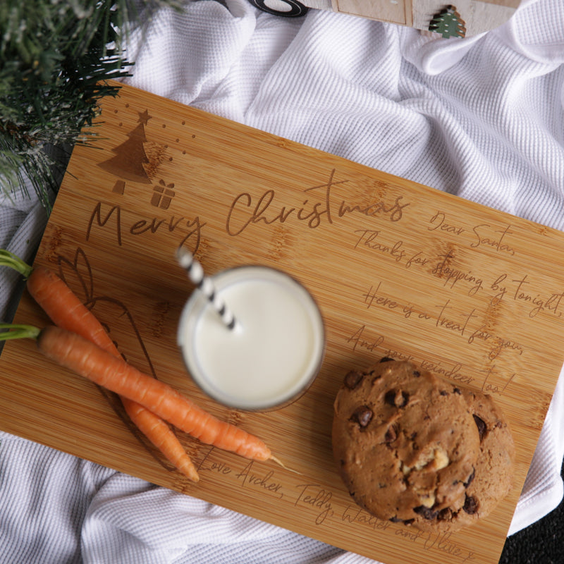 Personalised Christmas Board