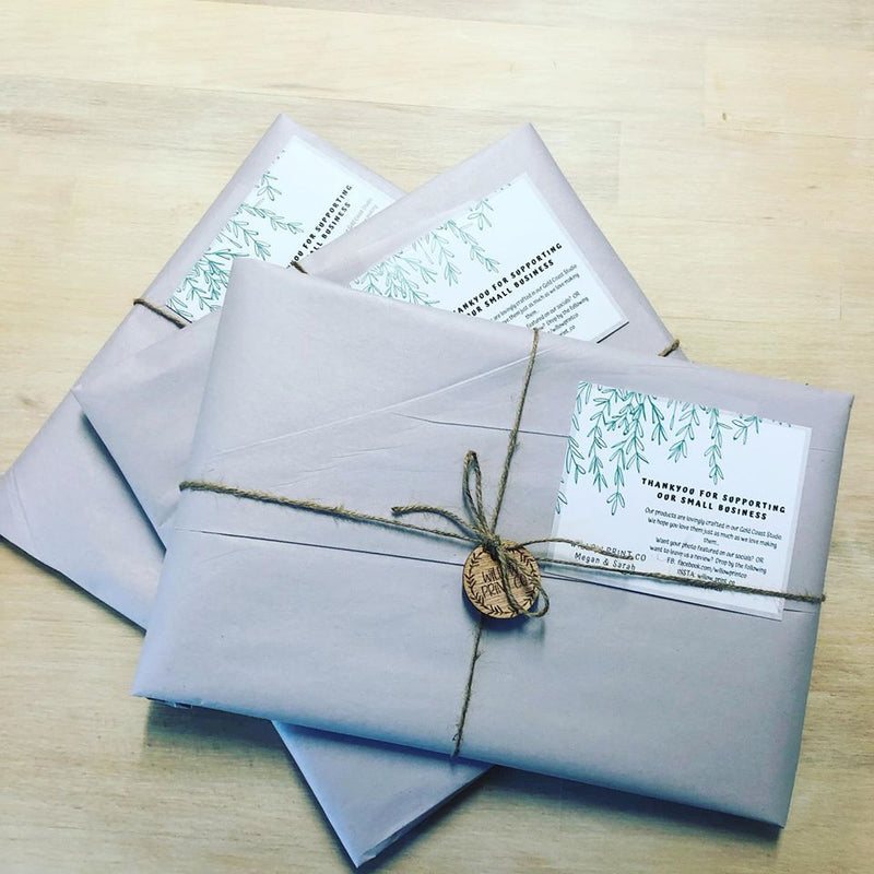 Giftwrapping and Card (included on some products).