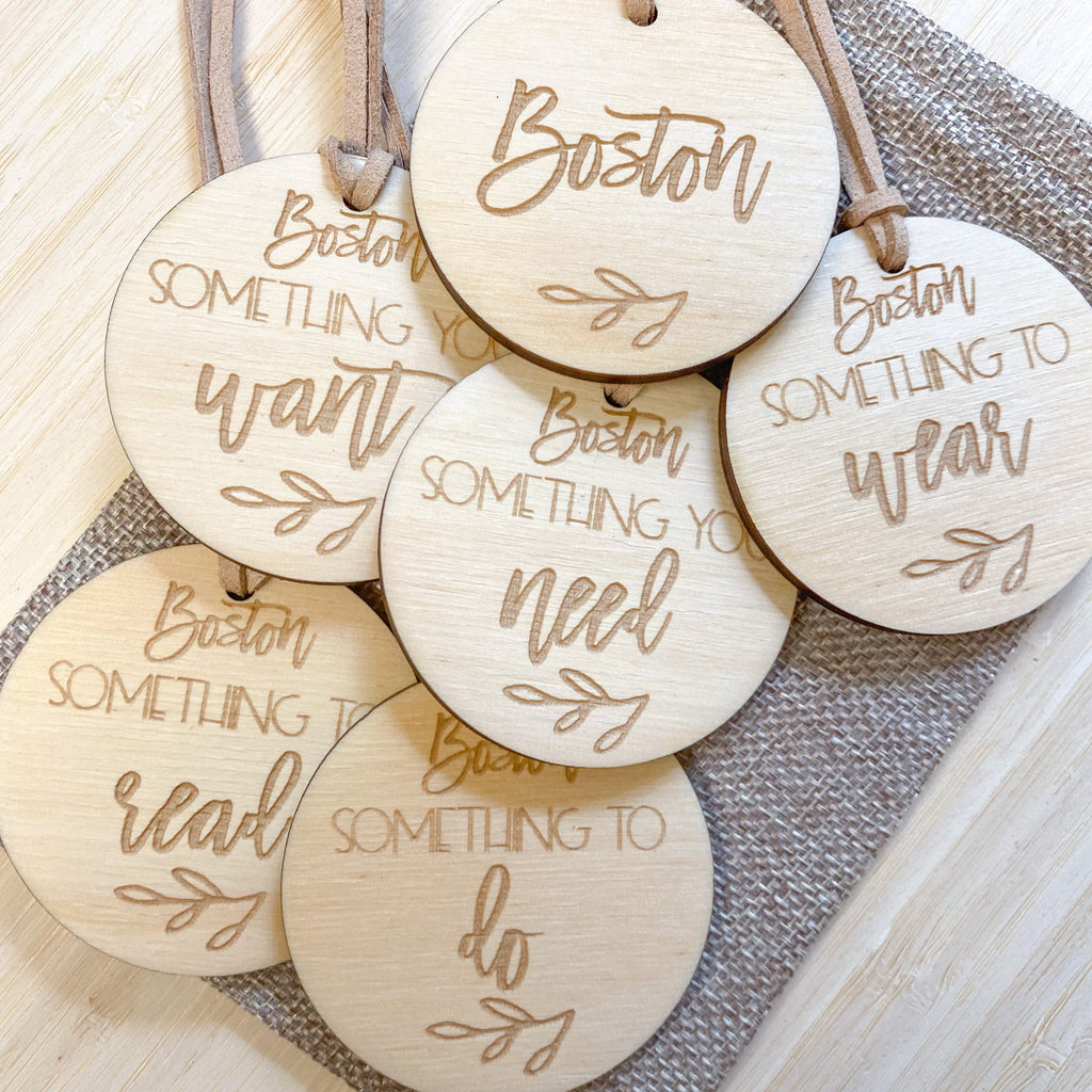 Gift Tags (set of 6)