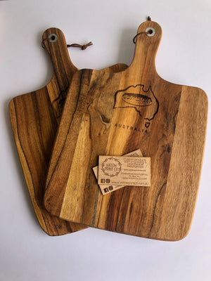 Customised Serving Board