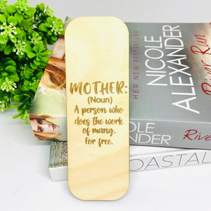 Bookmark - Mother's Day