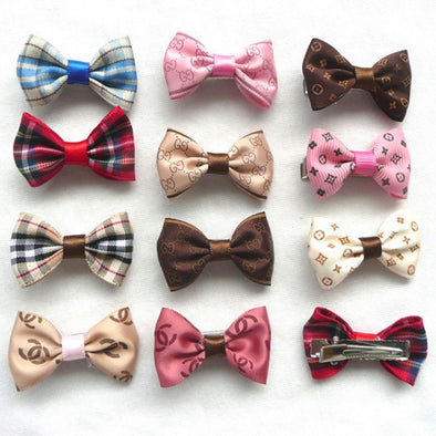 5 pcs/lot Classic Pet Cats And Dog Bow - Dtesh Shop
