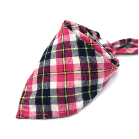 Neck Scarf Bowtie For Cats and Dogs - Dtesh Shop