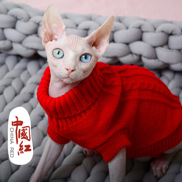 Winter Sweater for Cats And Small Dogs - Dtesh Shop