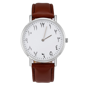 Zayir - Brown Leather Watch