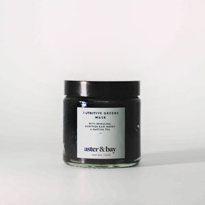 Aster&Bay- Nutritive Greens Mask